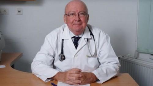Prof.Univ.Dr. Ion Bruckner. Poza 111