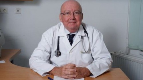 Prof.Univ.Dr. Ion Bruckner. Poza 113